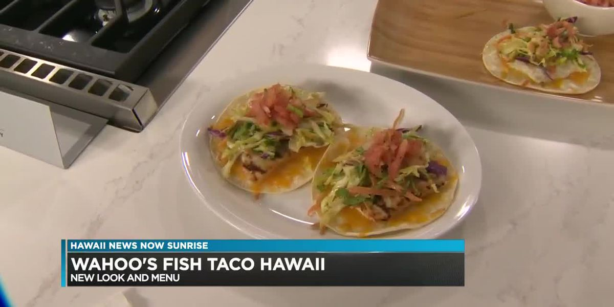 Wahoo's Fish Taco proudly announces grand re-opening of Honolulu hotspot