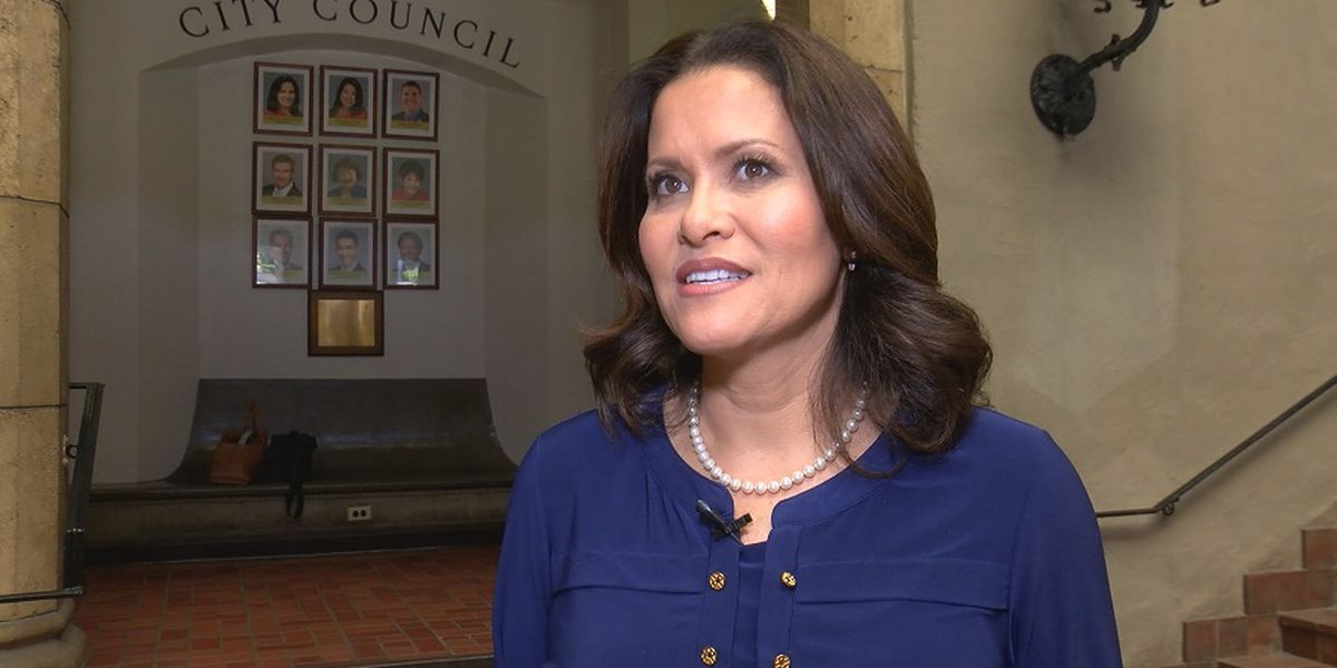 City councilwoman formally announces run for Honolulu mayor