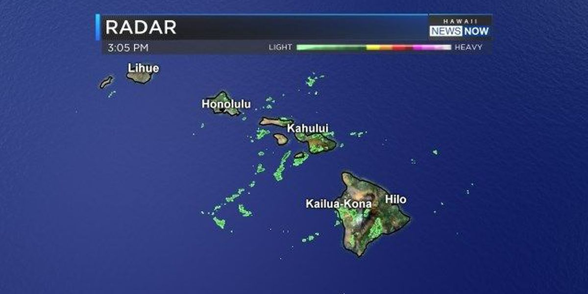 Forecast: Showers expected to linger overnight
