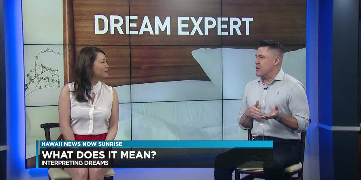 Dream Expert: Differences in dreams between men and women