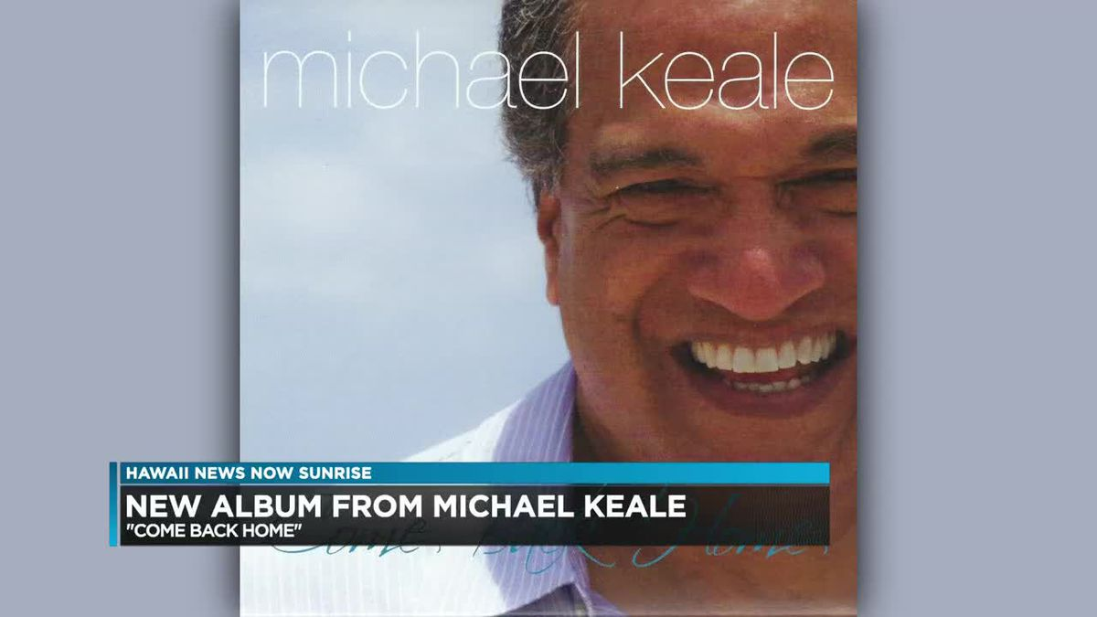 """""""Come Back Home"""" is the name of the new CD from Michael Keale Pt2"""
