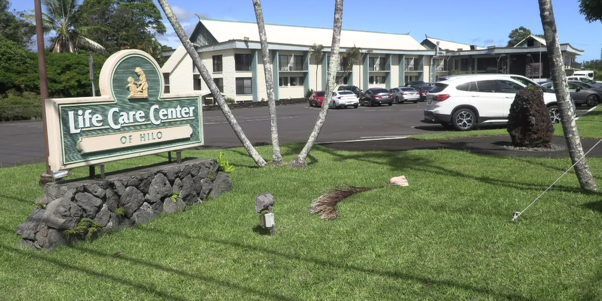 COVID cluster at a Hilo nursing facility grows with new cases reported