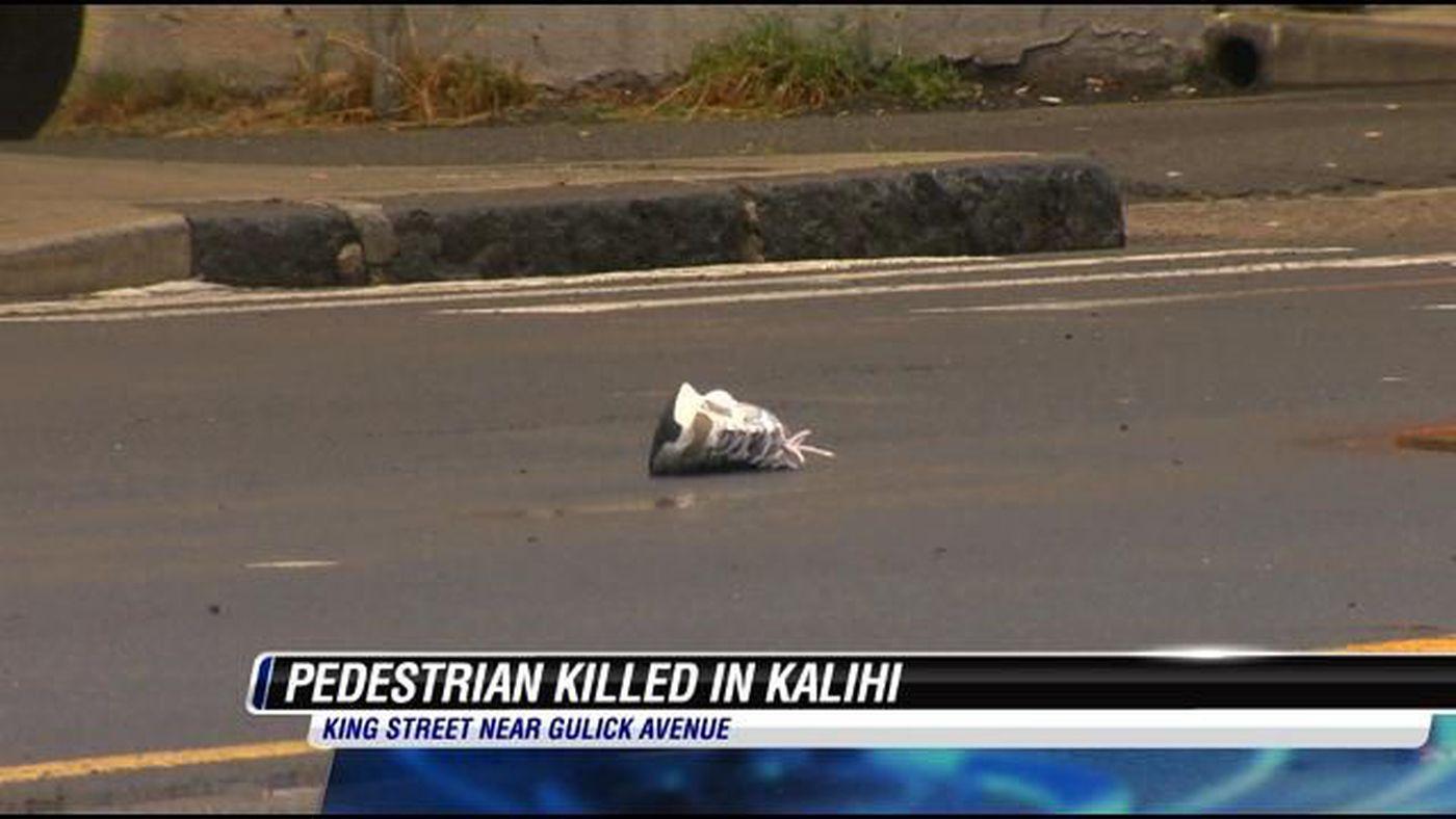 Woman dies after being hit by pickup truck in Kalihi