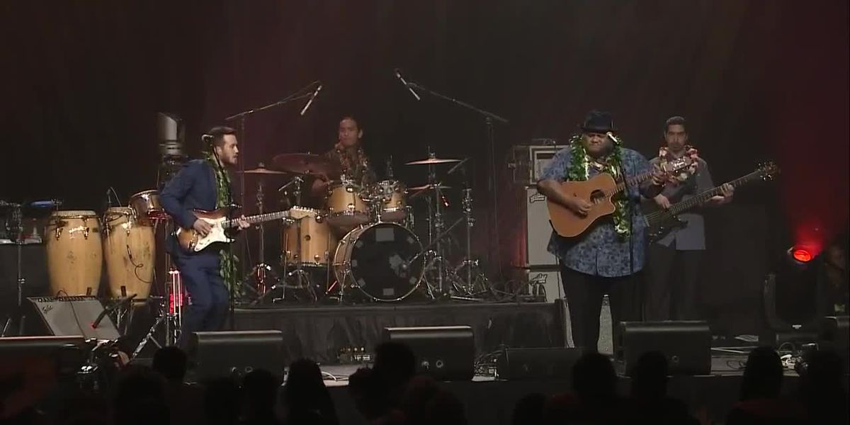 2019 Na Hoku Hanohano Awards Performance: John Akapo and Sean Cleland