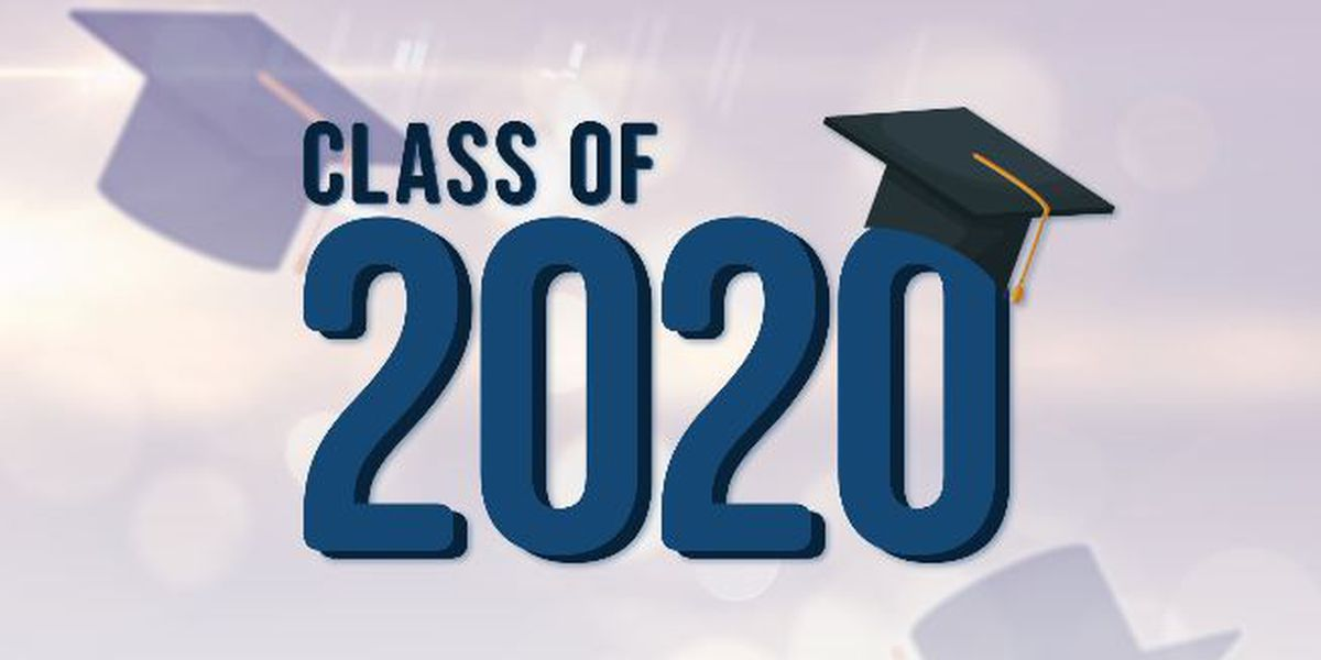 We want to help celebrate the Class of 2020! Upload a photo of your grad