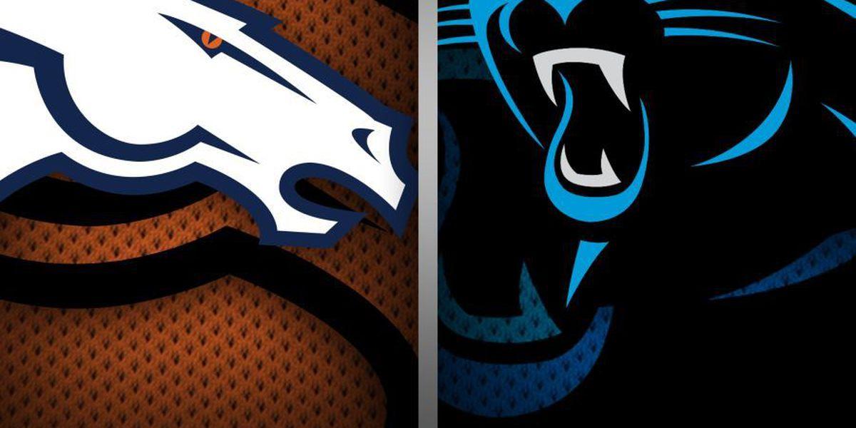 Denver Broncos defeat the Carolina Panthers 24-10 to win Super Bowl 50