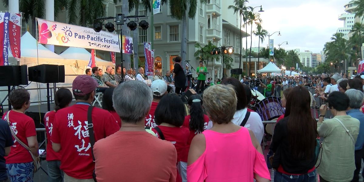 Parades for Kamehameha Day, Pan-Pacific Festival make for busy weekend