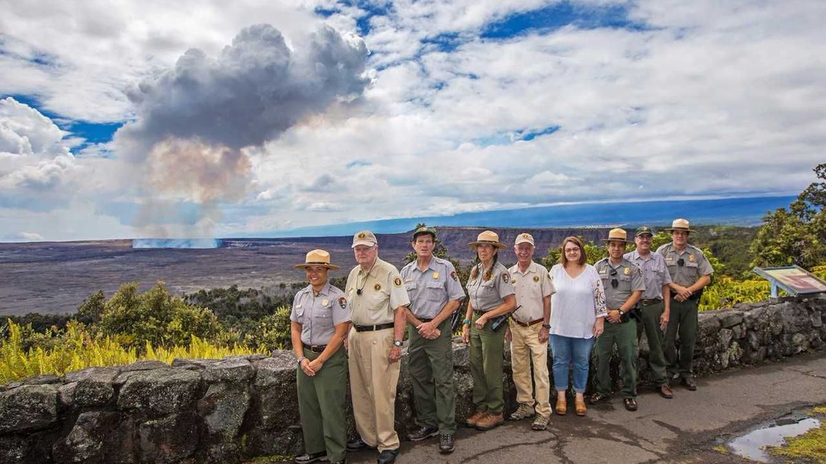 Two shutdowns in one year took its toll on Hawaii Volcanoes National Park