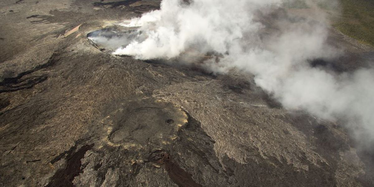 Top volcano scientist comes to Hawaii from Alaska