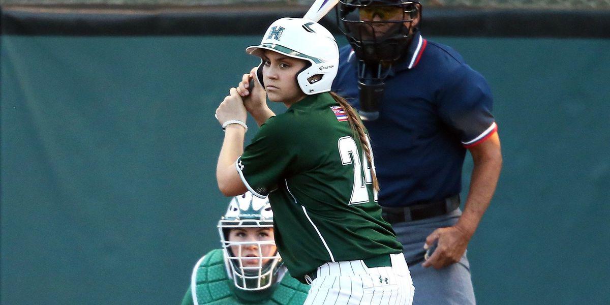 Rainbow Wahine softball tops Montana 9-3