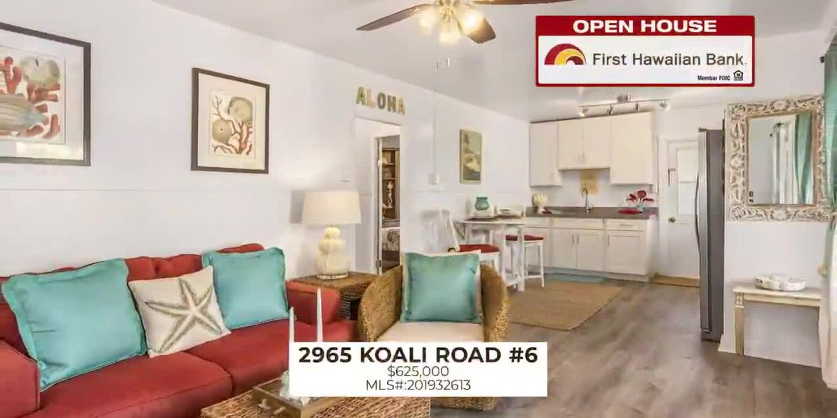 Open House: Single family homes in Hawaii Kai and Manoa