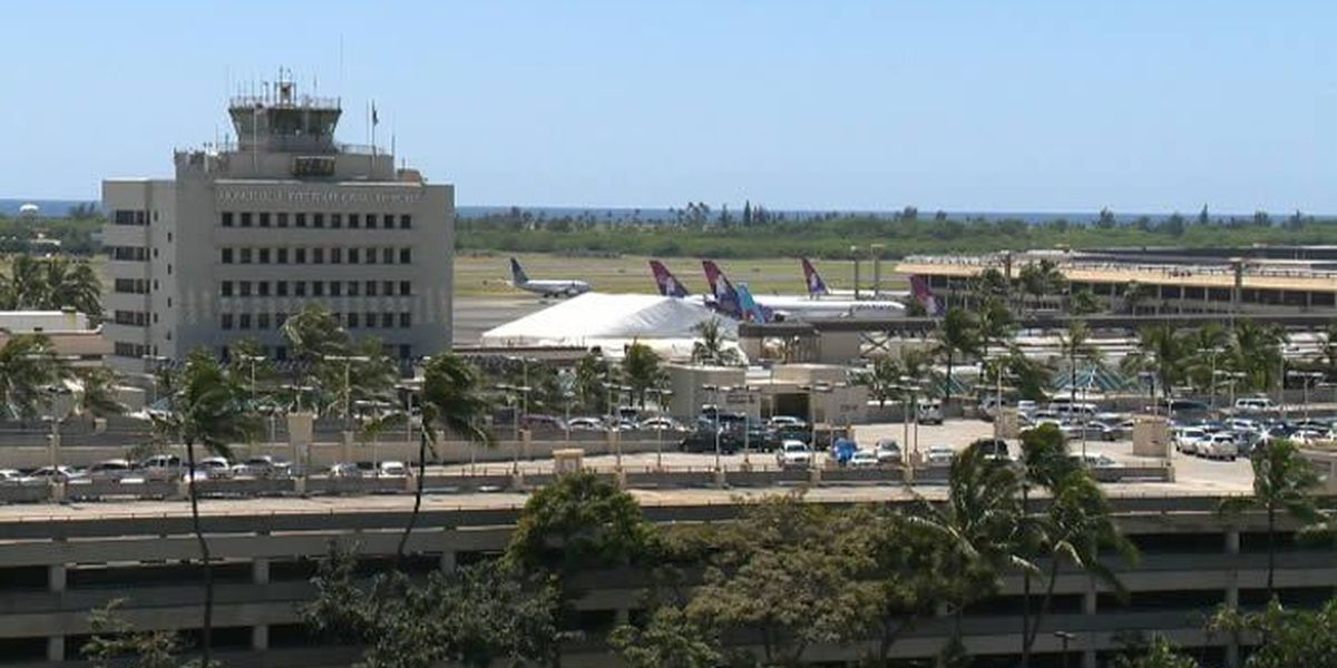 Hawaii aims to reduce immigration lines at Honolulu airport
