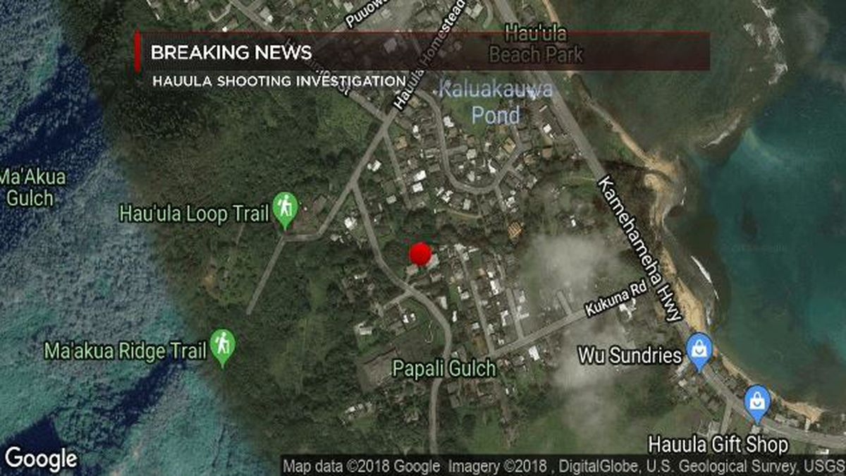 Man in critical condition after shooting in Hauula; suspect arrested