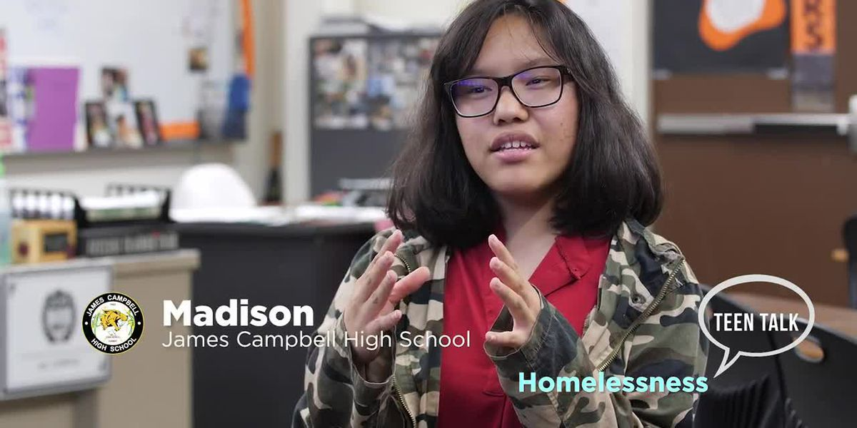 Teen Talk: Homelessness