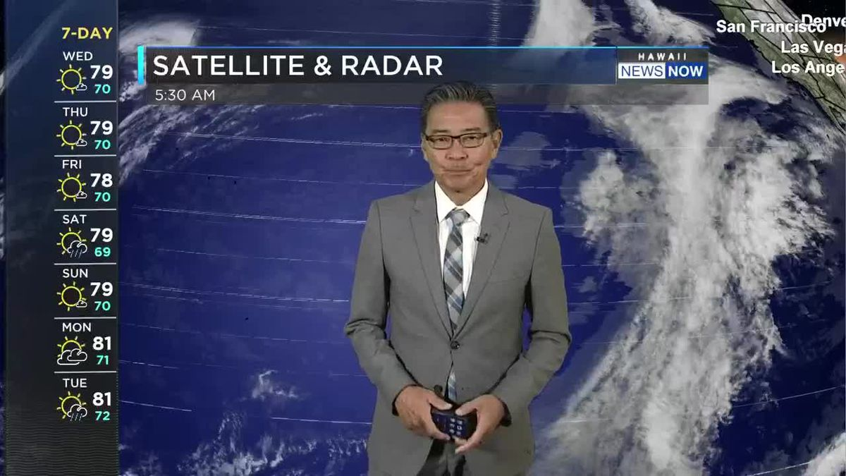 HNN Morning Web Weather Wednesday, April 14, 2021