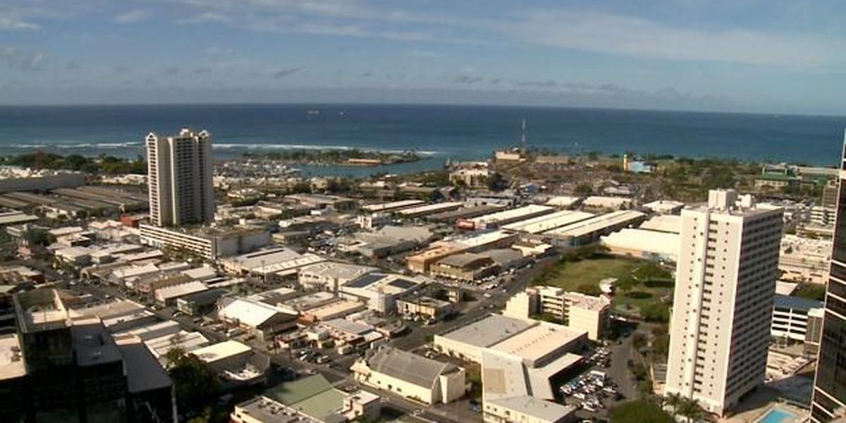 HCDA proposes $45M redesign of Kakaako Waterfront