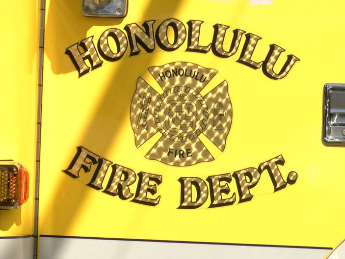 8th Honolulu firefighter tests positive for coronavirus: HFD