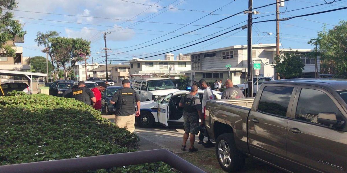 After massive manhunt, suspect in fatal Waikiki shooting arrested