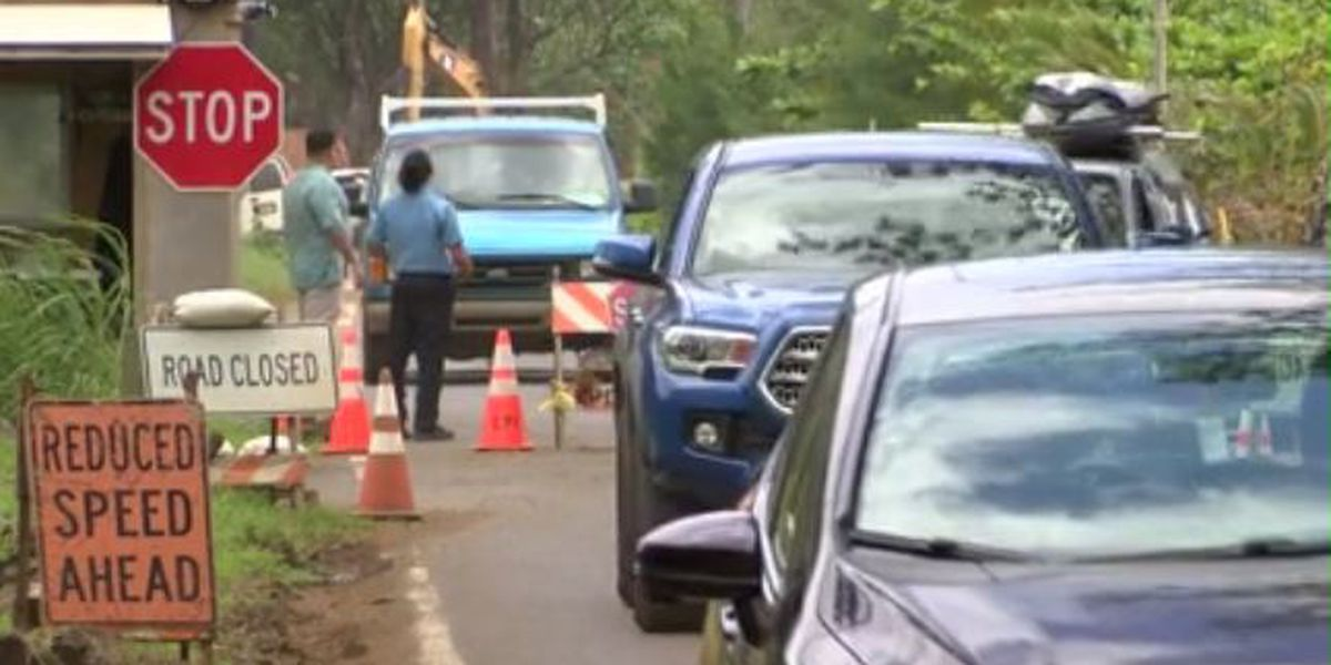 As the reopening of Kauai's Haena park nears, a new system for access will be in place