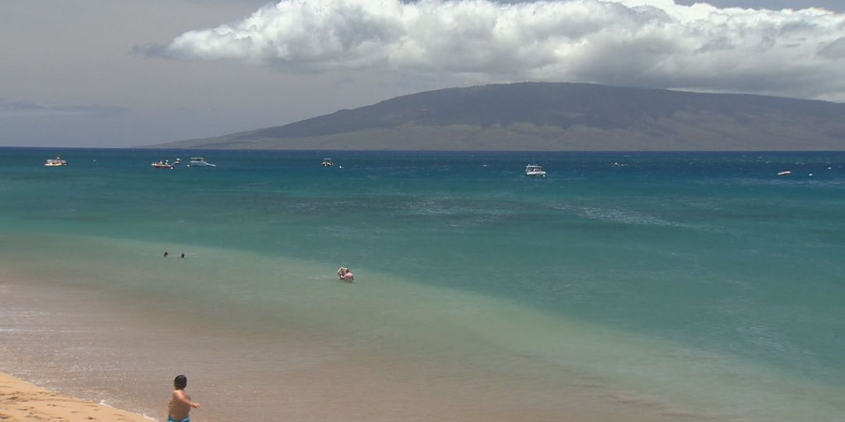 Maui considers reserving beach parking for residents