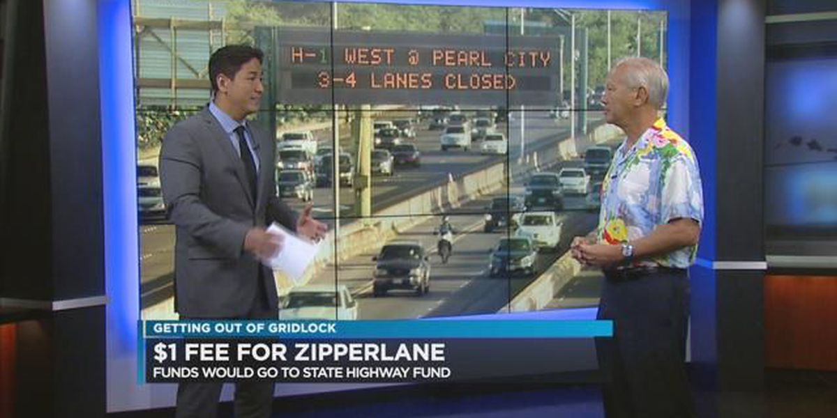 Getting out of Gridlock: State representative discusses zipper lane fee