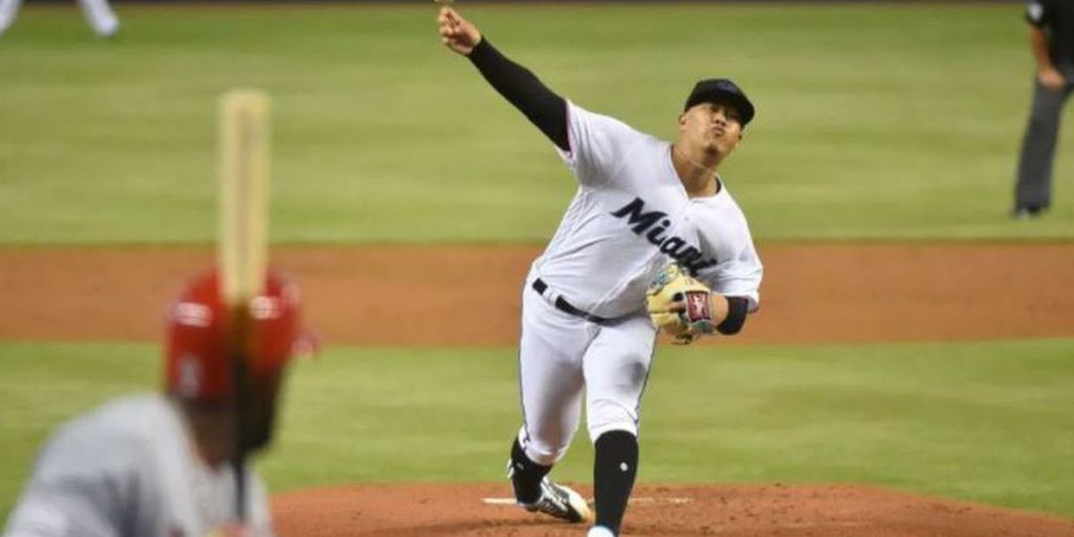 Yamamoto wins another start for Miami Marlins, improves to 3-0