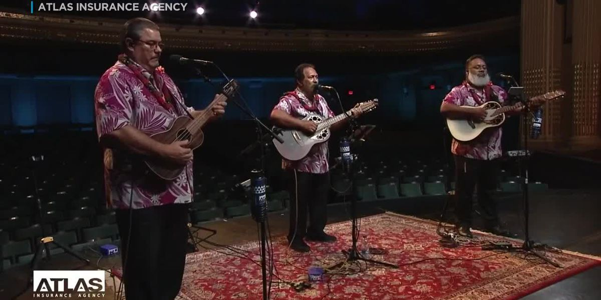Entertainment: Makaha Sons performs in virtual concert for charity