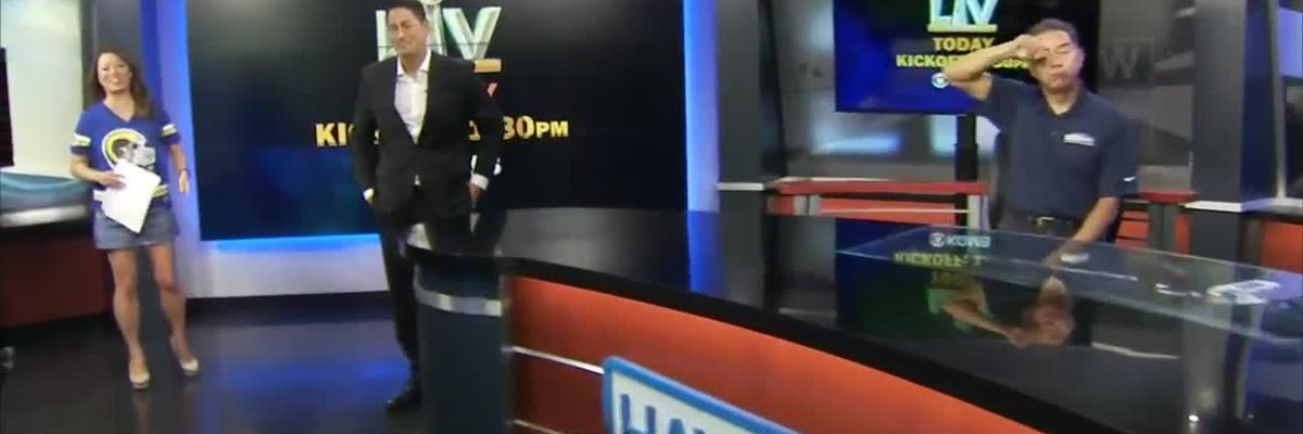 Hawaii News Now Sunrise Super Bowl Special
