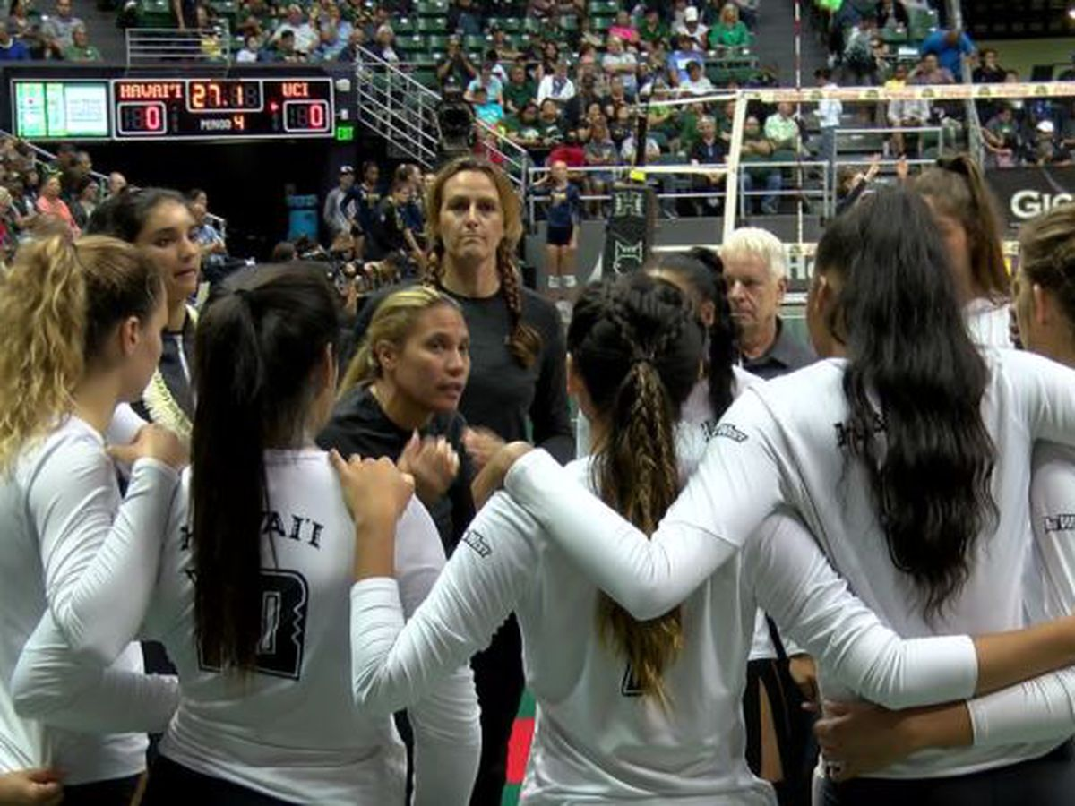 Rainbow Wahine face conference tests in UC Riverside, UC Davis this weekend