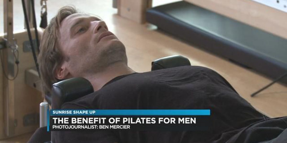 Sunrise Shapeup: The benefit of pilates for men