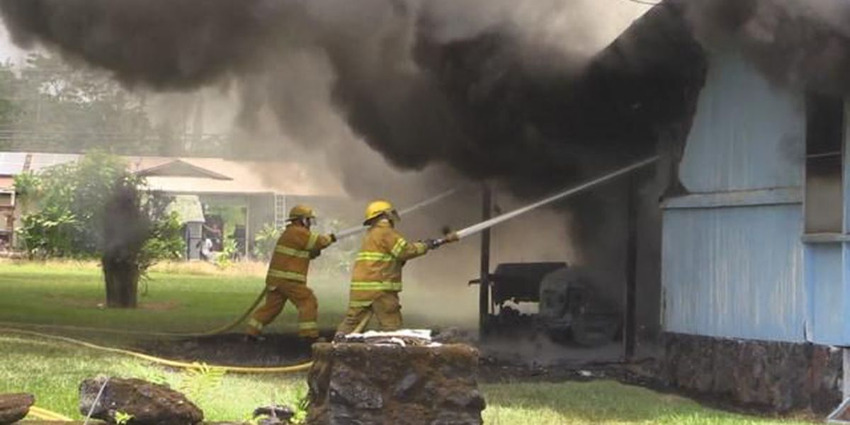 Hawaii county council unanimously approves raises for firefighters