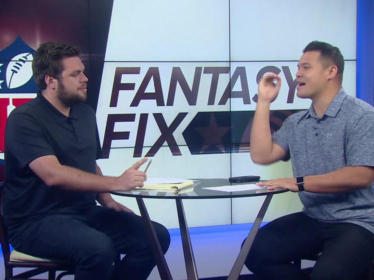 Fantasy Fix: Week 6 (10/13/2018)