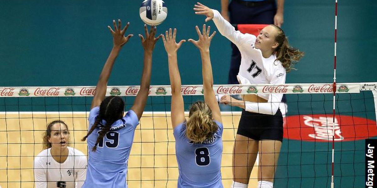 Wahine victorious over St.John in second consecutive 5 set win