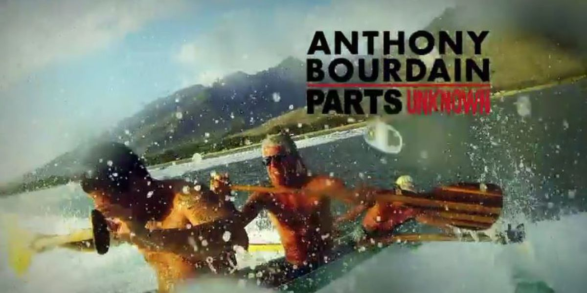 Anthony Bourdain explores 'real' Hawaii in CNN's 'Parts Unknown'