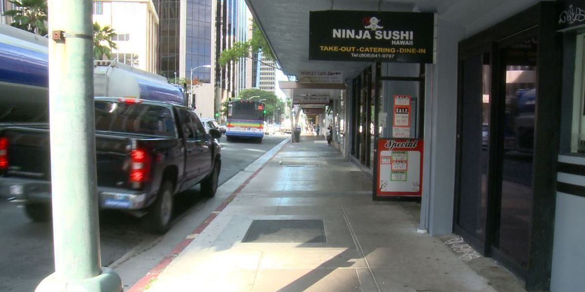 Woman dies after being assaulted in downtown Honolulu