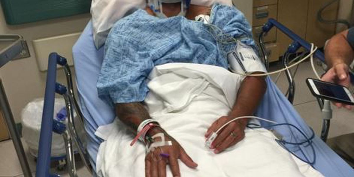 Professional surfer Sunny Garcia hospitalized, released following head on collision in California
