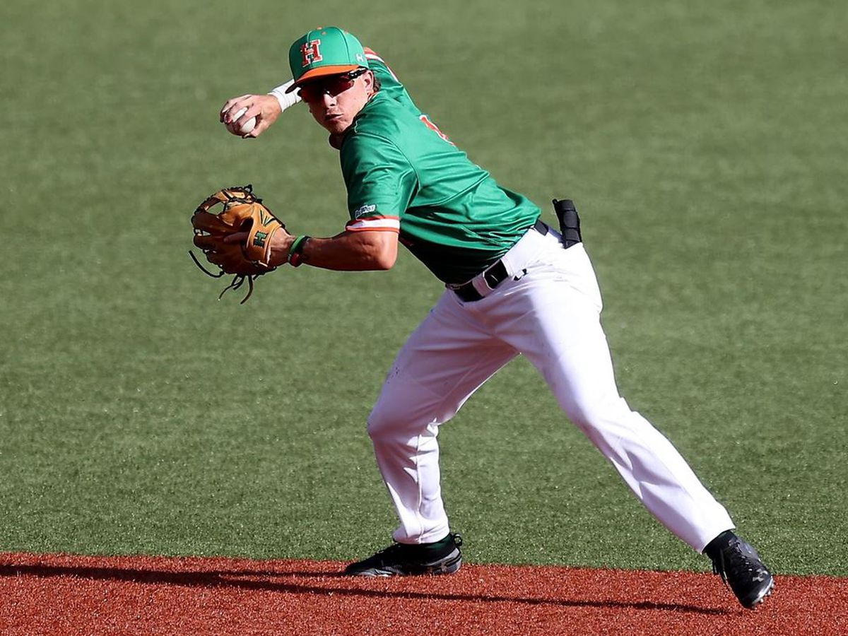 'Bows infielder Kole Kaler excited to take the field after 2020 season got cut short