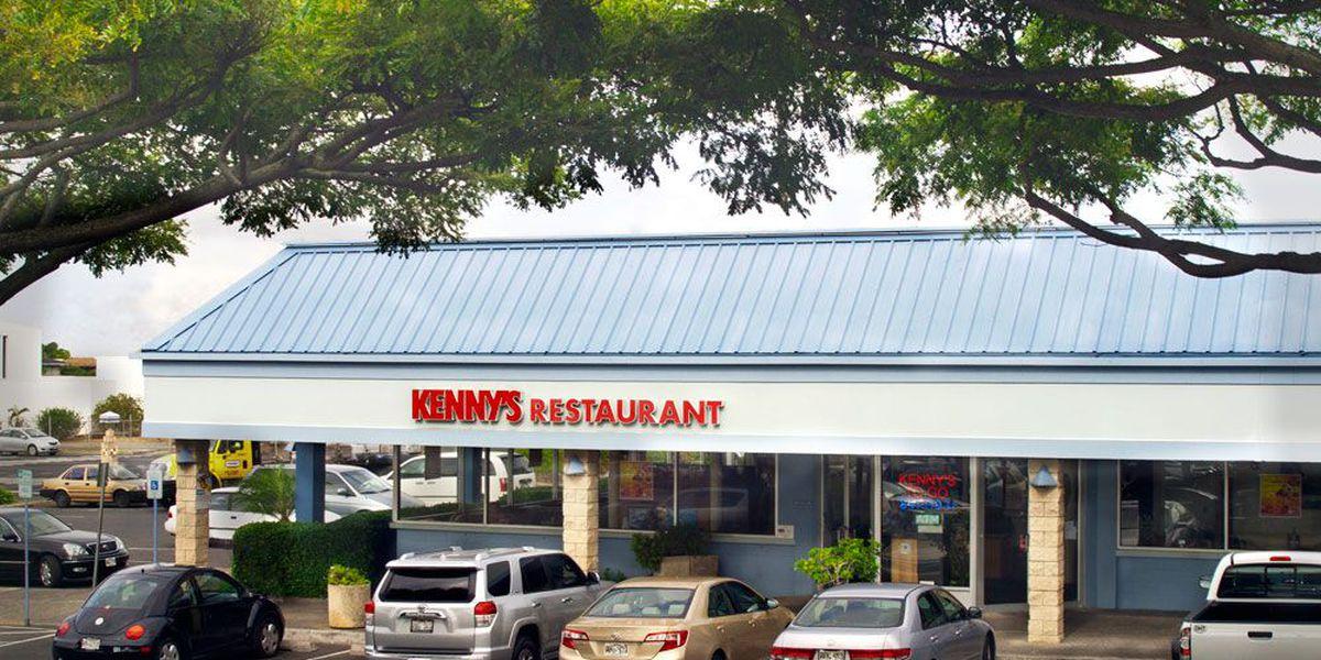 Kenny's Restaurant closing doors to public