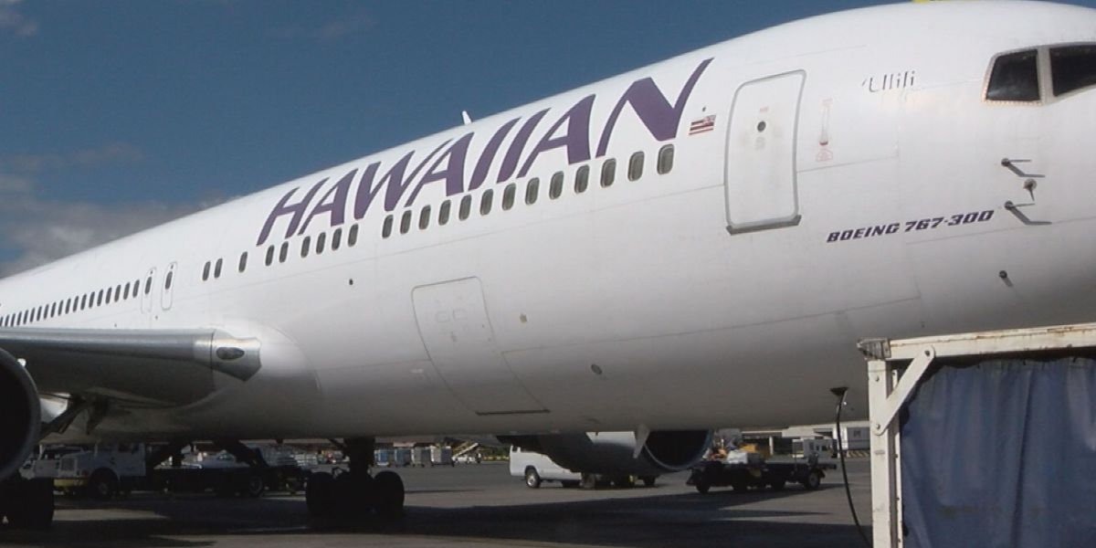 Lone remaining Boeing 767 retired from Hawaiian Airlines fleet