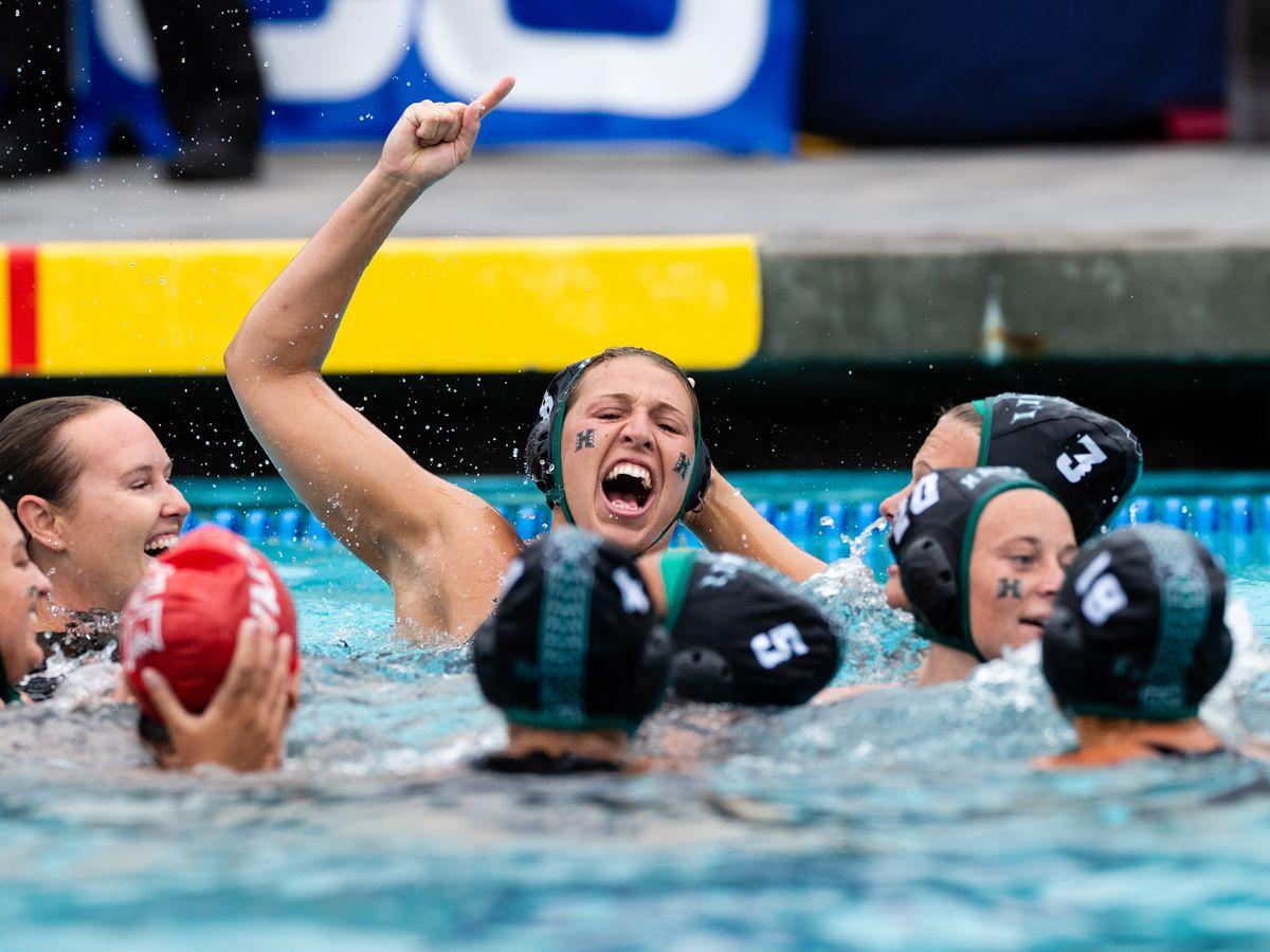 Rainbow Wahine water polo crowned Big West Champions
