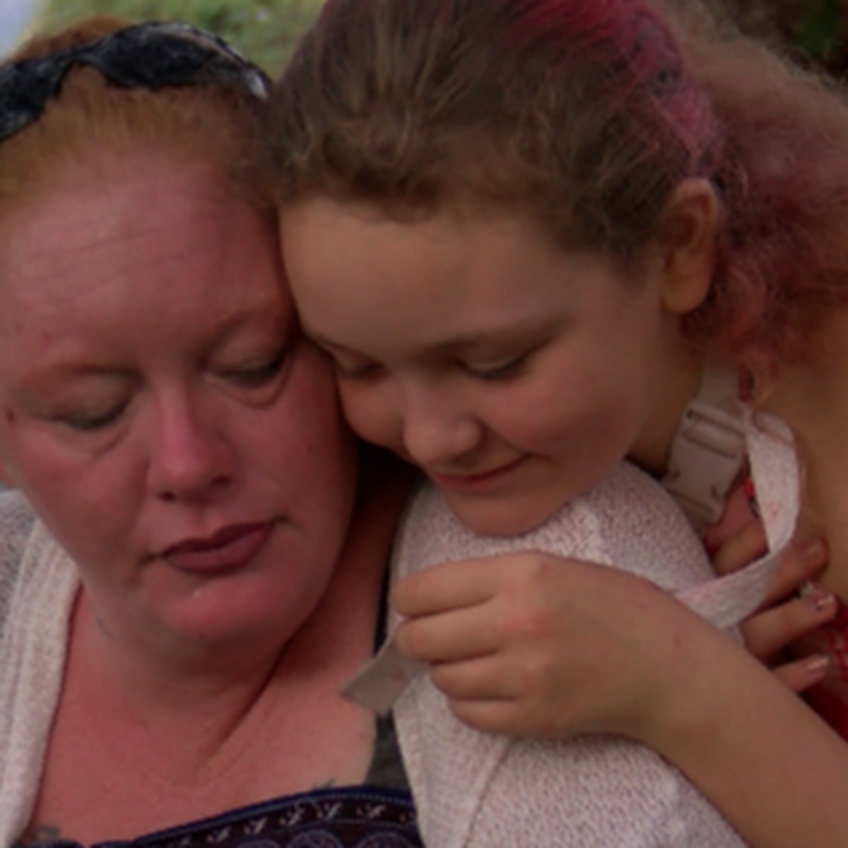 'How dare you?': Mom pleads for help in finding hit-and-run driver who hit her, her daughter