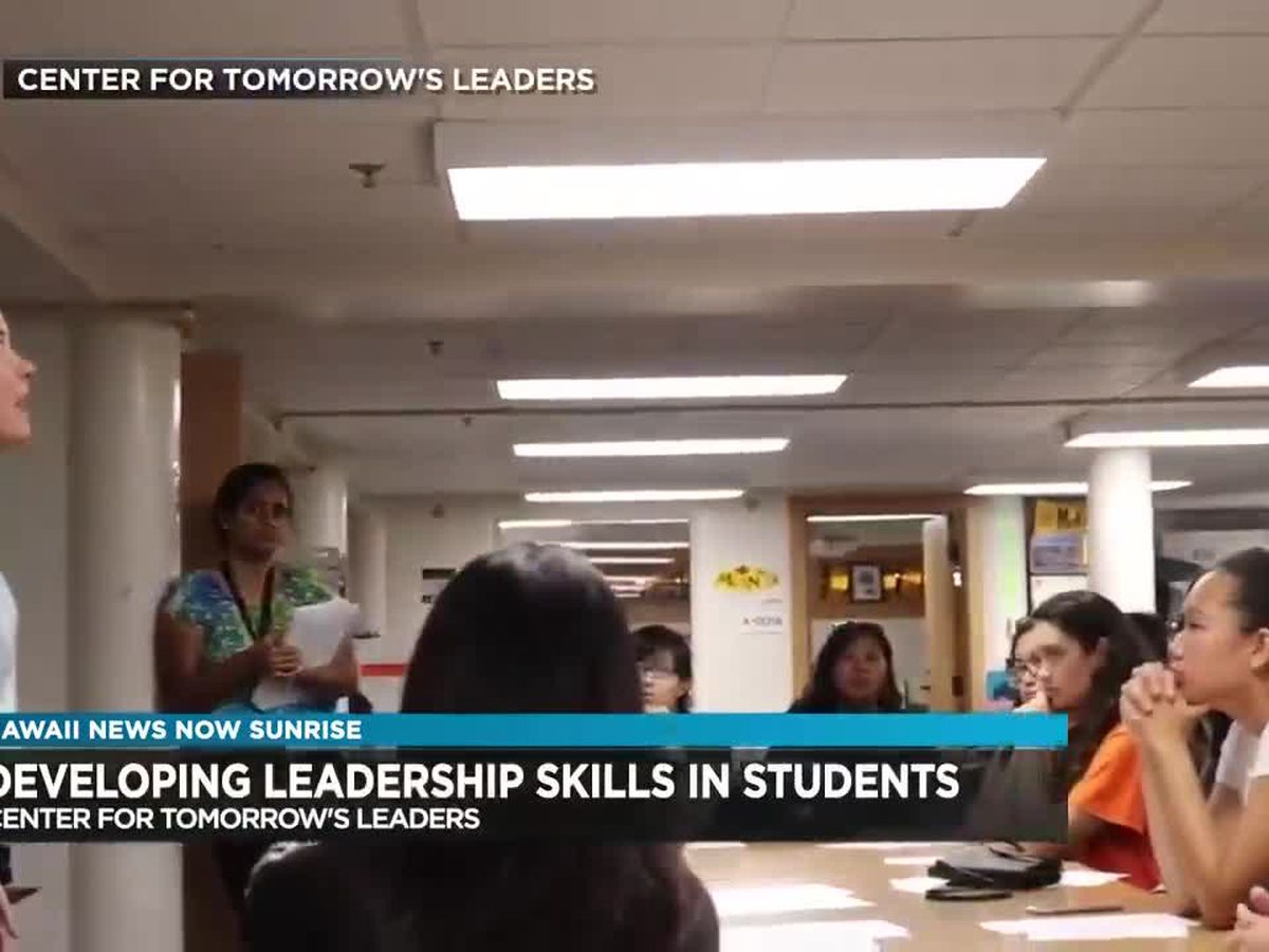 High school programs to develop leadership skills for students