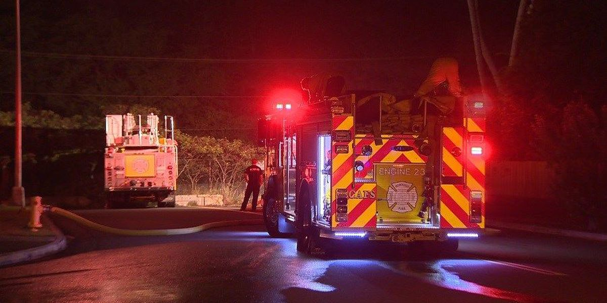 HFD investigating how another brush fire broke out in Hawaii Kai
