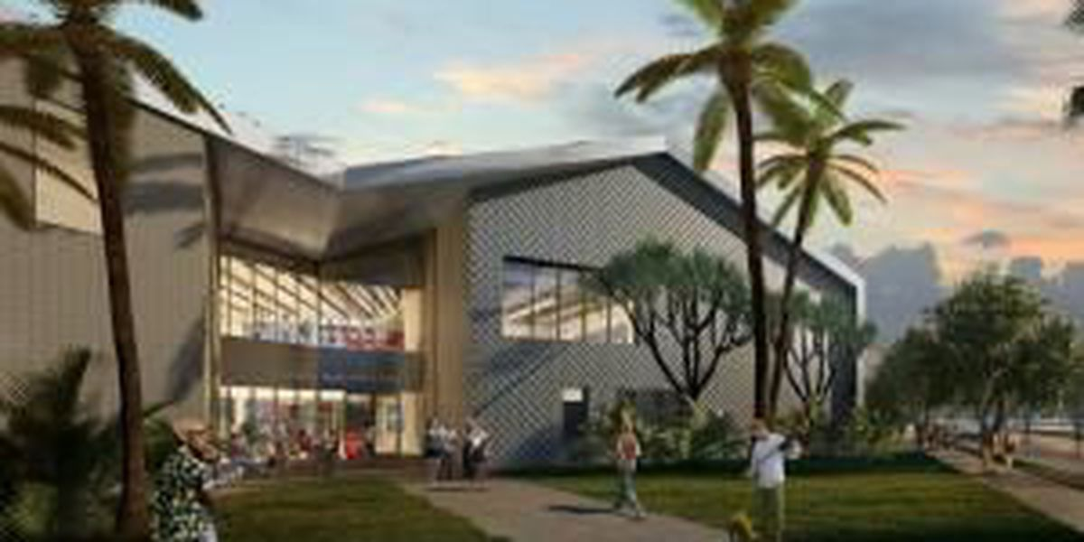 UH West Oahu awards $33M contract for construction of new creative media building