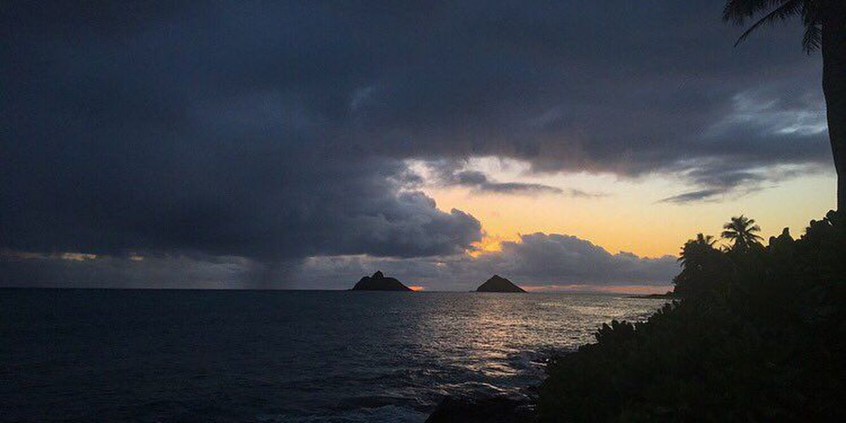 Bundle up, Hawaii! Chilly temps expected to stick around for a while