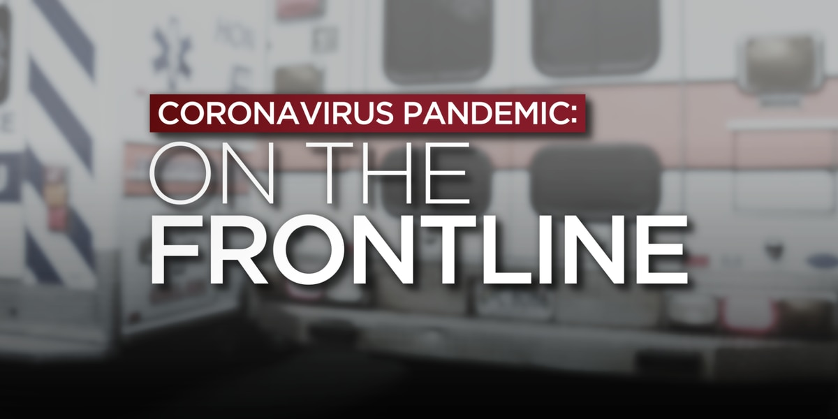 Coronavirus Pandemic: On The Frontline