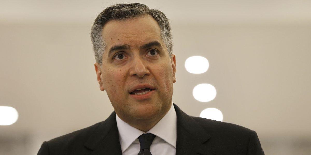 Lebanese nominated premier resigns, in blow to Macron plan