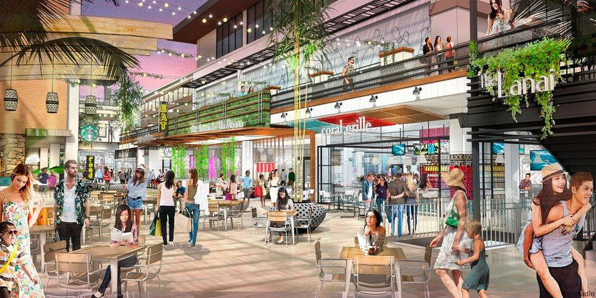 Ala Moana Center to get 10 new eateries when 'The Lanai' opens