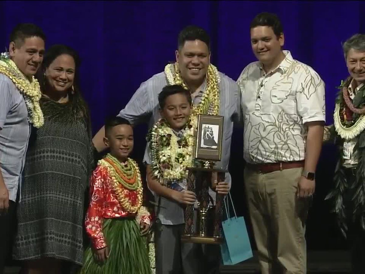2019 Master Keiki Hula Competition Results