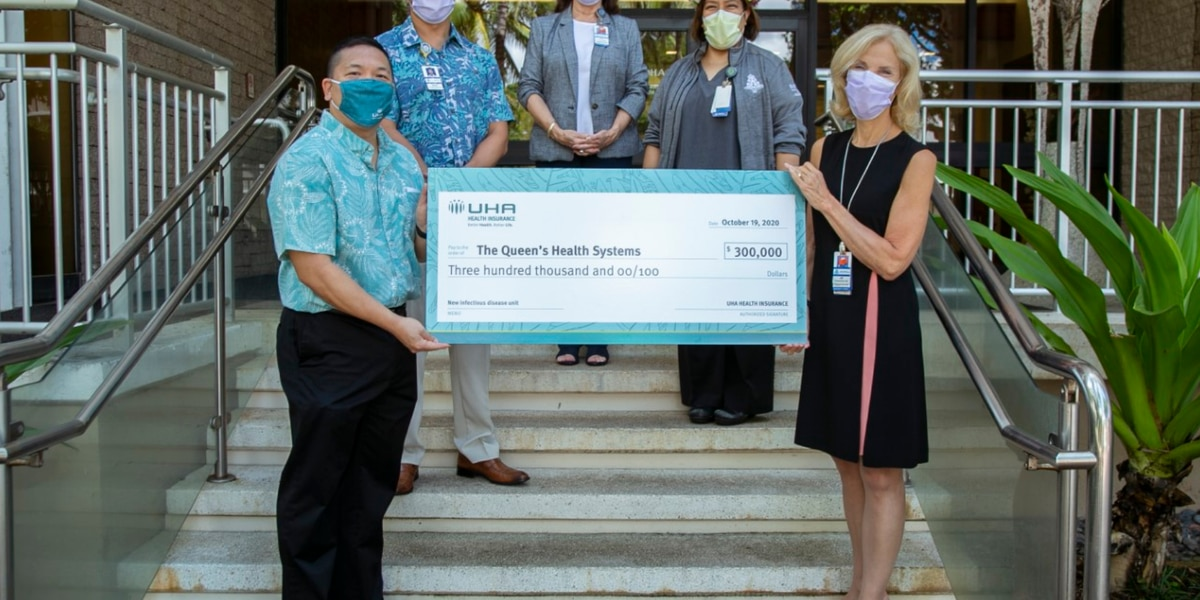 UHA gives $300K boost to new infectious disease unit at Queen's